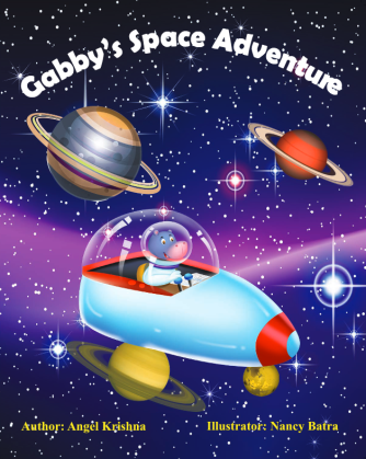 Gabby's Space Adventure Cover
